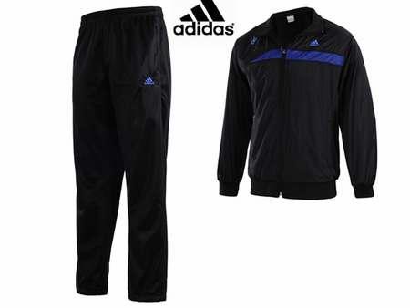 survetement coton adidas jogging adidas de foot jogging om blanc bleu bebe adidas. Black Bedroom Furniture Sets. Home Design Ideas