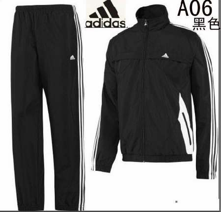 achat survetement adidas om pas cher jogging homme om. Black Bedroom Furniture Sets. Home Design Ideas
